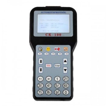 Latest V45.09 CK-100 CK100 Auto Key Programmer Plus AT89C51CC03U NXP Fix Chip