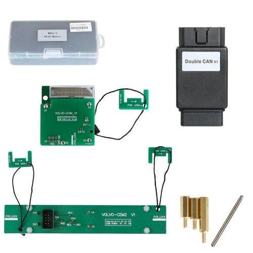 Yanhua Mini ACDP Module12 Volvo Extra Package Including CEM2 V1 and VOLVO KVM V1 Interface Board/ Do