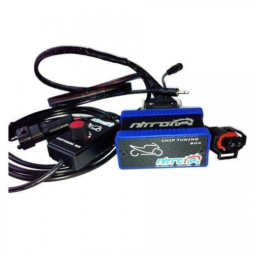 NitroData Chip Tuning Box for Motorbikers M9