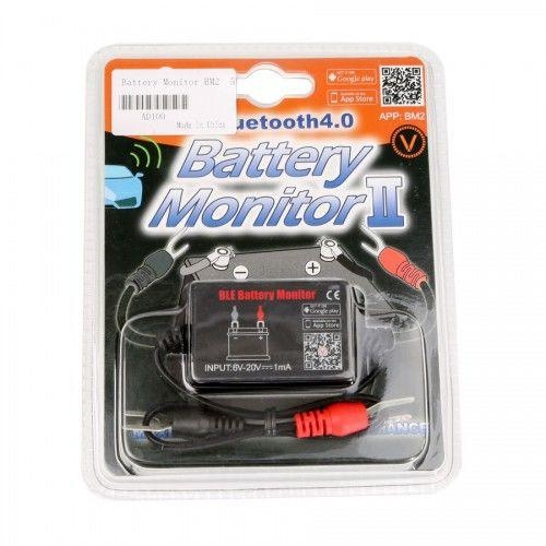Battery Monitor BM2??  Bluetooth 4.0 Device Car 12V Battery Tester