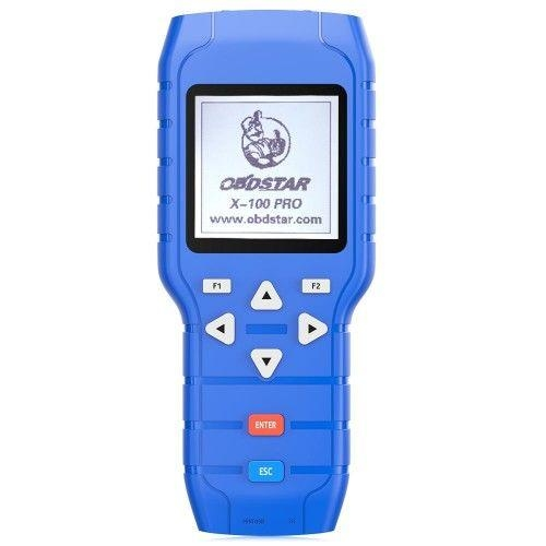 OBDSTAR X-100 PRO Auto Key Programmer (C+D) Type for IMMO+Odometer+OBD Software Get Free PIC and EEP