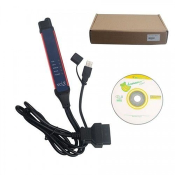V2.43 Scania VCI-3 VCI3 Scanner Wifi Diagnostic Tool For Scania Truck Support Multi-language Win7/Wi