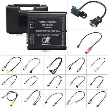 Mercedes Benz EZS EIS ELV ESL Dash Gate way Full Testing Device with OBD W210 W211 W212 W220 W221 W1