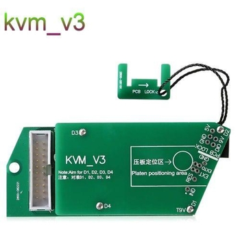 Yanhua Mini ACDP Module9 Land Rover Key Programming Support KVM from 2015-2018 Add Key & All Key