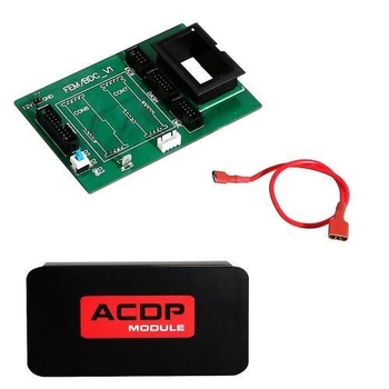 Yanhua Mini ACDP Module2 BMW FEM/BDC Support IMMO Key Programming, Odometer Reset, Module Recovery,