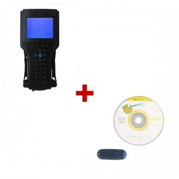 Diagnostic Scan Tool for GM Tech2 Plus TIS2000 CD And USB Key for SAAB