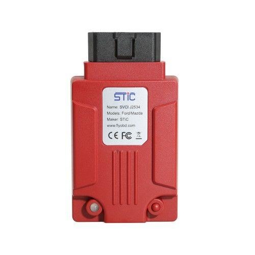 Newest SVCI J2534 Diagnostic Tool for Ford & Mazda IDS V116 Support Online Module Programming