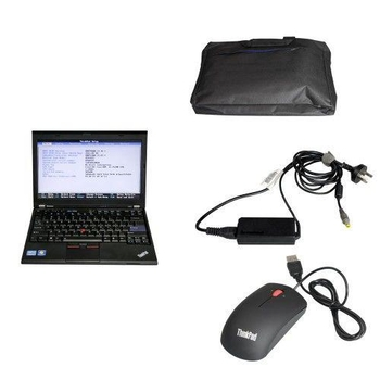 V2020.9 MB SD C4 Plus Support Doip with Lenovo X220 Laptop Software Installed Ready to Use
