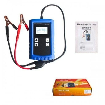 MST-168 Digital Battery Analyzer