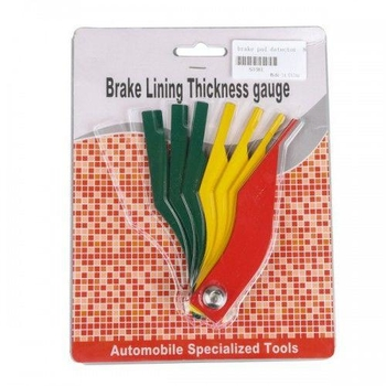 Hot-sale Brake Lining Thickness Gauge Automobile Specialized Tools