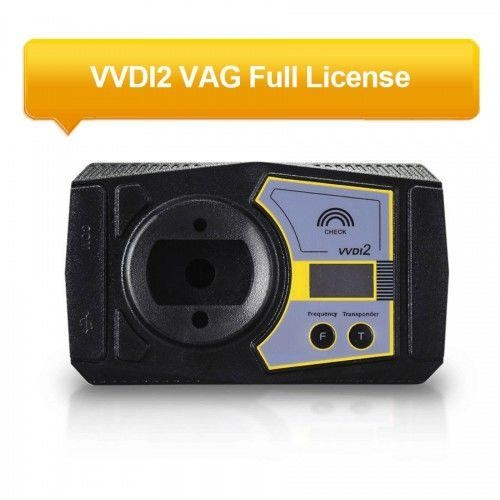 Xhorse VVDI2 VAG Full License VV01 VV02 VV03 VV04 VV05