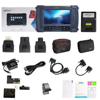 100% Original Lonsdor K518ISE Key Programmer Plus Orange SKE-LT-DSTAES Emulator Support Toyota 39 (128bit) Smart Key All Lost