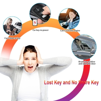 Xhorse XKHY01EN Wire Remote Key Hyundai 3+1 Buttons English Version 5pcs/lot