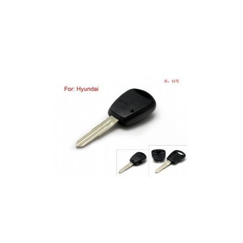 Key Shell Side 1 Button HYN11 (Without Logo) For Hyundai 10pcs/lot