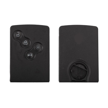 4 Buttons Smart Remote Key Shell For Renault Koleos 5pcs/lot