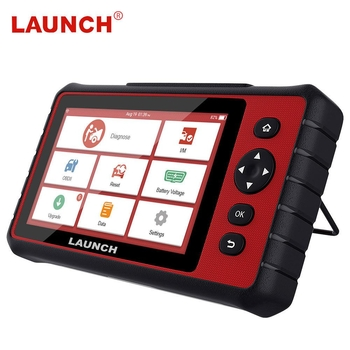 LAUNCH X431 CRP909 All System Auto OBDII Diagnostic Scanner with 15 Special Functions