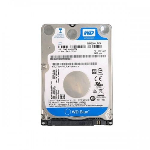 2TB Hard Drive with Full Brands Software for VXDIAG MULTI TOOL