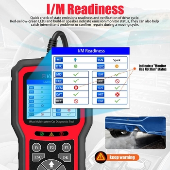 VIDENT iMax4304 GM Full System Car Diagnostic Tool for Chevrolet, Buick, Cadillac, Oldsmobile, Pontiac and GMC