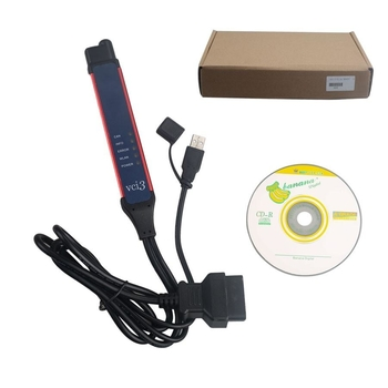 V2.46.1 Scania VCI-3 VCI3 Scanner Wifi Diagnostic Tool Multi-languages