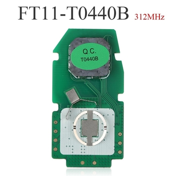 Lonsdor FT11 0440B 312/314MHz Toyota Smart Key PCB (Can Copy Most 8A)
